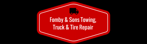 Fomby & Sons Towing, Truck & Tire Repair